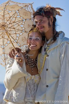 Embrace your inner Hippie at the Burning Man Festival