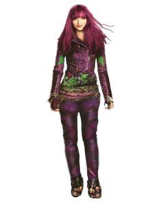 Mal Descendants 2, Dove Cameron, Punk, Wonder Woman, Superhero, Disney, Women, Style, Fashion