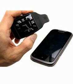 Ultimate watch with bluetooth mobile connectivity ...