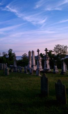 Cemetery at St. Ignatius Church located in Port Tobacco, Maryland is one of the oldest Catholic Parishes