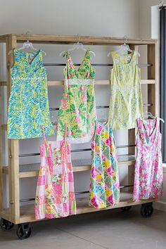 Vintage Lilly Pulitzer From Lilla Consignment Boutique In Birmingham, Alabama #Lilla #Birmingham #Alabama #LillyPulitzer #Vintage #OOTD #Consignment #Fashion #Style #SpringOutfits #Outfits