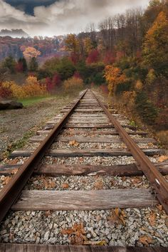 Fall up the tracks by twwall. Please Like http://fb.me/go4photos and Follow @go4fotos Thank You. :-)