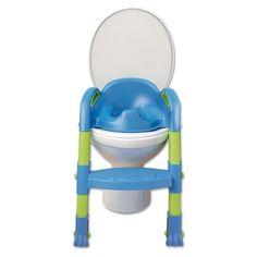 Siège de toilette Kiddyloo - Sears, Rose ou Bleu ou Future Shop !