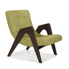 Edie Lounge Chair by Younger Furniture Sofa Seats, Smart Furniture, Mid-century Modern, Dining Chairs, Sweet Home, Dream Library, Indoor, Interior Design, Armchairs