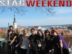 Tallinn is a lovely little capital city offering a great choice for a stag weekend in Estonia.