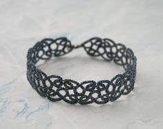 Bracelet de cheville de dentelle bracelet de cheville par LacedMood