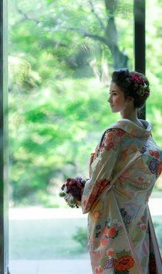 伊勢山ヒルズ オックスフォード邸画像2-1 Sari, Victorian, Wedding, Dresses, Fashion, Saree, Valentines Day Weddings, Vestidos, Moda