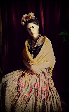 inspired by #frida