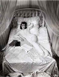 Lucille Ball | More boudoir lusciousness at http://mylusciouslife.com/walk-in-wardrobes-closets-dressing-rooms-boudoirs/