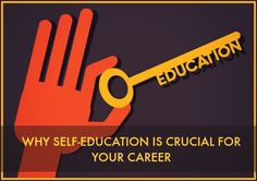 """Formal education will make you a living. Self education will make you a fortune."" - Jim Rohn"