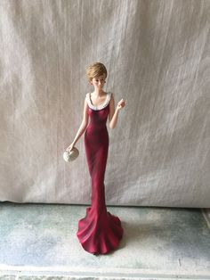 The Hamilton Collection Princess of Our Hearts Princess Diana Figurine