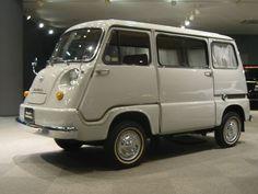 1967 1970 Subaru 360 micro van -1