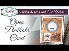 Open Porthole Card