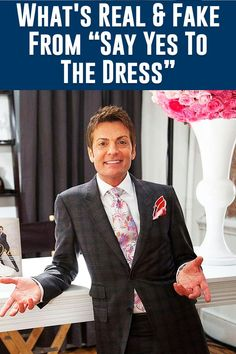 One of TLC's most popular reality show is Say Yes to the Dress. See what happens both on and off camera... Newest Tv Shows, Hallmark Movies, Prime Time, Yes To The Dress, Read Later, Current Events, Entertainment, Popular, Shit Happens