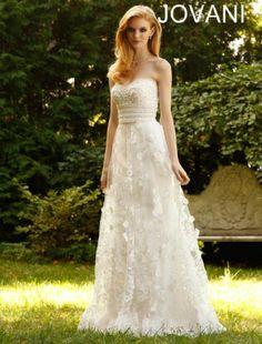 2014 New Style Jovani Wedding Dresses JB78129