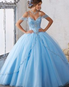 Pretty quinceanera mori lee vizcaya dresses, 15 dresses, and vestidos de quinceanera. We have turquoise quinceanera dresses, pink 15 dresses, and custom quince dresses! Mori Lee Quinceanera Dresses, Light Blue Quinceanera Dresses, Quinceanera Ideas, Quincenera Dresses Blue, Blue Wedding Dresses, Sweet 15 Quinceanera, Prom Gowns, Pageant Dresses, Homecoming Dresses
