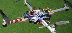 ArduIMU : Un drone DIY quadricoptère à base d'un kit Arduino   Semageek