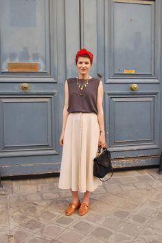 Parisian style: summerwear