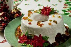 Revista Champagne News: Bolo de Natal - receitas natalinas