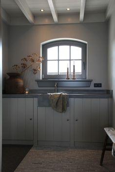 Kitchen Interior, Kitchen Inspirations, Farmhouse Kitchen Decor, House, Interior, Home, Cottage Renovation, New Homes, Bedroom Door Design
