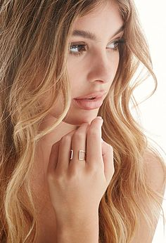 by boe Cage Ring | Forever 21 | #f21accessorize