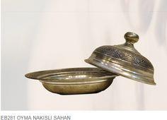 OYMA NAKIŞLI SAHAN Ottoman Design, Copper, Brass, Jar, Home Decor, Products, Decoration Home, Room Decor, Home Interior Design