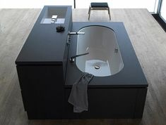 Be Yourself Modular Bathroom Furniture by Sieger Design for Alape 2 Kids Room Furniture, Bathroom Furniture, Bathroom Interior, Modern Furniture, Furniture Design, Compact Bathroom, Modern Bathroom, Bathroom Storage, Bad Inspiration