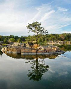 Mirror, mirror... . . #swedenimages b Visit Sweden, Mirror Mirror, River, Outdoor, Outdoors, Outdoor Games, The Great Outdoors, Rivers