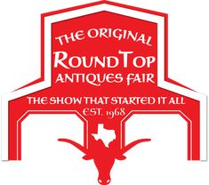 The Original Round Top Antiques Fair one of the biggest in the country, not to be missed, Texas.....mdb