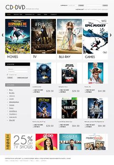 DVD Movies VirtueMart Templates by Di Entertainment, Templates, Baseball Cards, Store, Movies, Role Models, Tent, Films, Larger