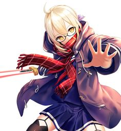 Artist: Infinote | Fate/Grand Order | Heroine X Alter | Saber