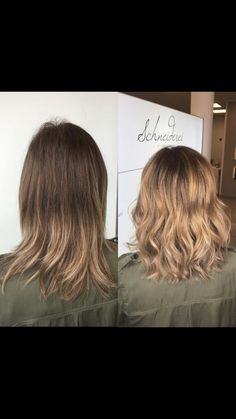 Balayage Hair, Blonde Hair, Long Hair Styles, Beauty, Hair, Hairdressers, Dressmaking, Blonder Hair, Beleza
