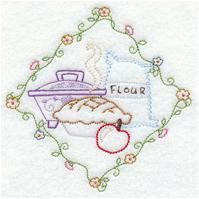 Machine Embroidery Designs at Embroidery Library! - A Dash of Vintage Kitchen Design Pack - Md