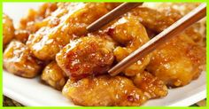 Slow Cooker Orange Chicken SmartPoints value : 6 - weight watchers recipes