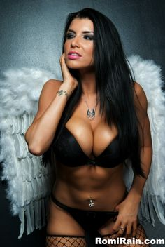 romi rain more sexy angels gorgeous babe s art angels hot sexy sexy