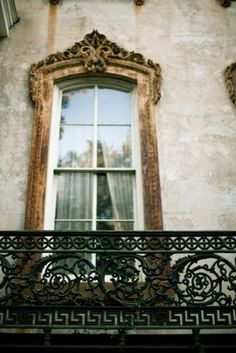 The Paris Apartment- so much of French Quarter style finds its roots here....