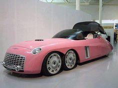 Lady Penelope's Bentley (reloaded!)