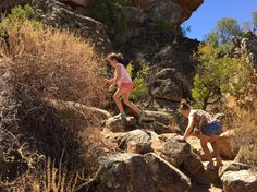 Poesy by Sophie for Family Trails Cederberg is a national park full of mountains, large sandy areas, rivers, waterfalls and wonderful landscapes.