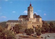 Burg Forchtenstein Blick von Westen Burgenland castle | eBay