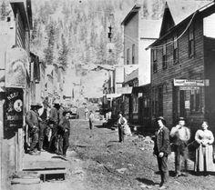 Upper Creede, Colorado :: Western History