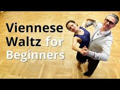 Viennese Waltz is very popular dance, but it's not always easy to learn for Beginners. We'll show you simplest way to dance Viennese Waltz with Natural Turn and Side Steps. Then we will show you Practice Routine including Natural and Reverse Turns. Types Of Ballroom Dances, Ballroom Dance Lessons, Ballroom Dancing, Dance Class, Samba, Salsa Dance Lessons, Waltz Dance, Jazz, Dance Technique