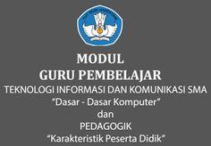 Modul Guru Pembelajar; TIK SMP, SMA, SMK Lengkap ~ Info Guru