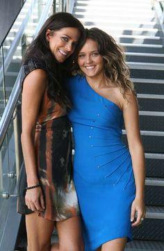Esther & Bec Daniela Ruah Bikini, Everybody Love Raymond, Prom Dresses, Formal Dresses, Naturally Beautiful, Home And Away, Classic Style, Beautiful People, Celebrity Style