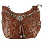 American West Women's Lady Lace Western Purse