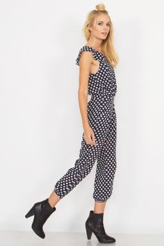 Picking Daisies Jumpsuit (C-S) - �32.00 #onselz