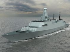 Royal Navy Type 26 Global Combat Ship