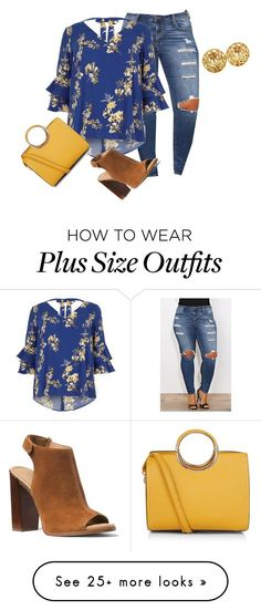 """""""plus size spring/summer shopping day out"""" by xtrak on Polyvore featuring River Island, Michael Kors, New Look, Chanel and plus size clothing"""