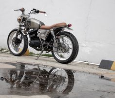 """Garage Project Motorcycles - """"The Momentum"""" by The Katros Garage"""