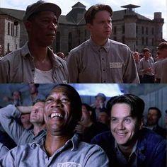 BROTHERTEDD.COM The Shawshank Redemption, Cinema Movies, Instagram