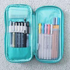 Pencil case arrangement